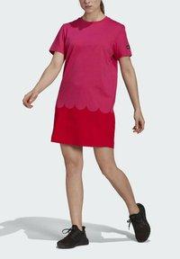 adidas Performance - MARIMEKKO  - Jersey dress - pink - 3