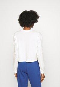 Polo Ralph Lauren - LONG SLEEVE - Long sleeved top - deckwash white - 2