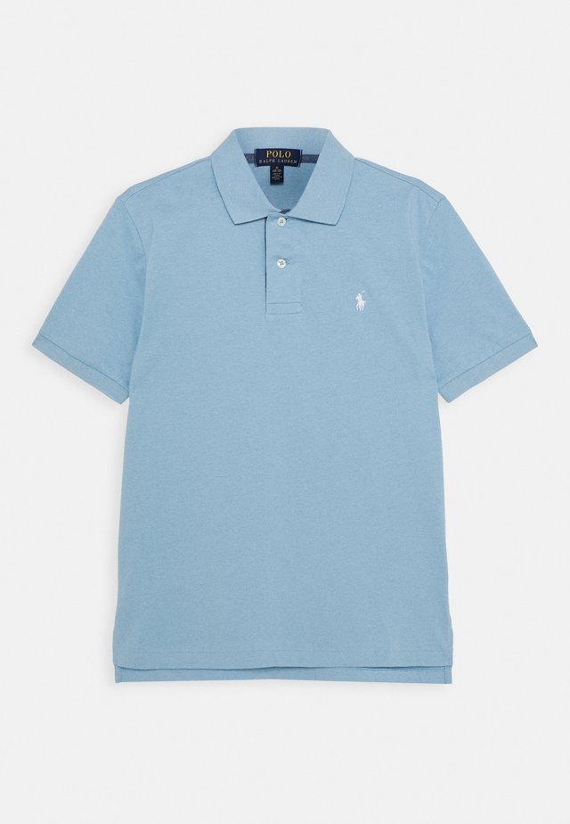 Polo shirt - powder blue
