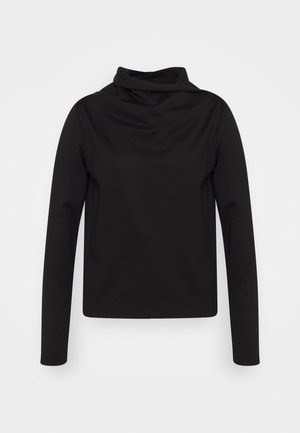 USKE - Long sleeved top - black