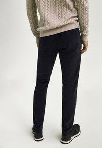 Massimo Dutti - Slim fit jeans - black denim - 2