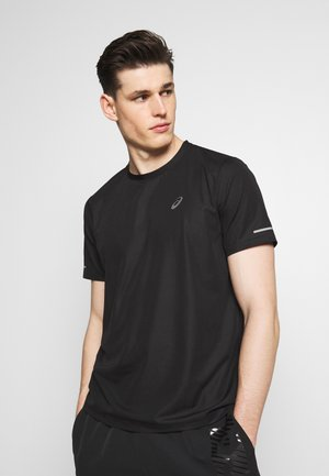 VENTILATE - Print T-shirt - performance black