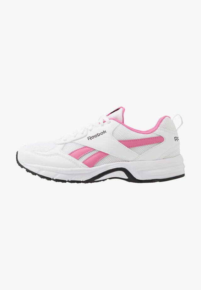 PHEEHAN - Chaussures de running neutres - white/posh pink/black