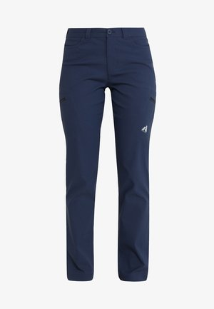 GUIDE  - Outdoor trousers - blue