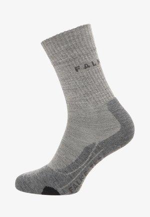 TK 2 WOOL - Sports socks - beige, light grey