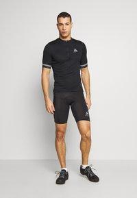 ODLO - ELEMENT - T-Shirt print - black - 1