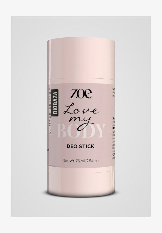 LOVE MY BODY, DEO STICK, 75 ML - Deodorante - pink