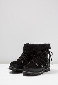 Les Tropéziennes par M Belarbi - MELISSA - Winter boots - noir - 4