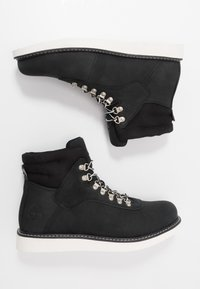Timberland - NEWMARKET BOOT - Lace-up ankle boots - black - 1