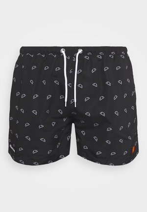 ARCALE - Swimming shorts - black