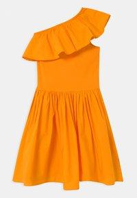 Molo - CHLOEY - Koktejlové šaty/ šaty na párty - tangerine - 0