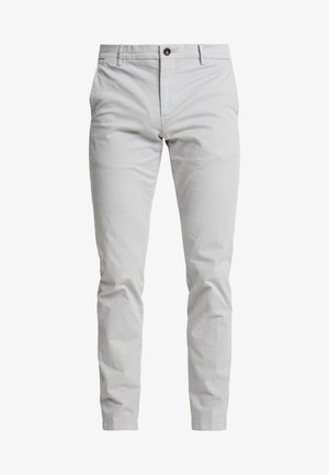 SLIM FIT FLEX PANT - Trousers - grey