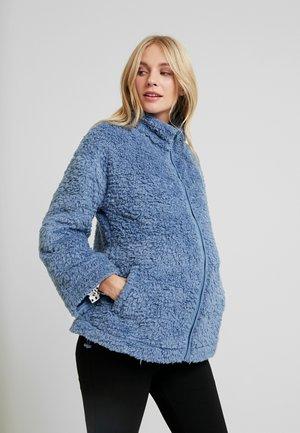 FULL ZIP - Chaqueta de invierno - dark blue