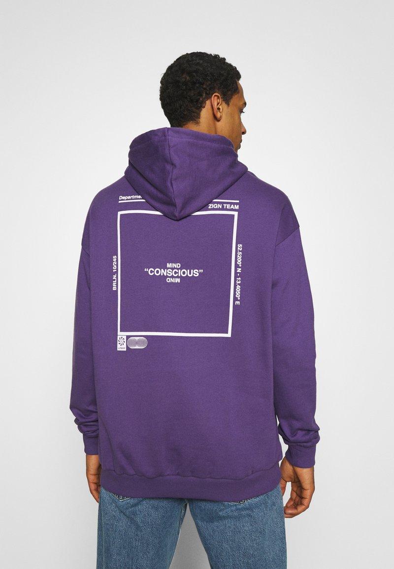 Zign - UNISEX - Luvtröja - lilac