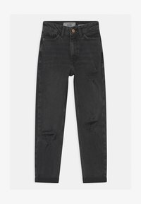 New Look 915 Generation - JON WASHED  - Džíny Relaxed Fit - black - 0