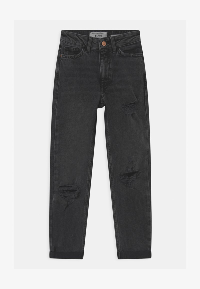 New Look 915 Generation - JON WASHED  - Džíny Relaxed Fit - black