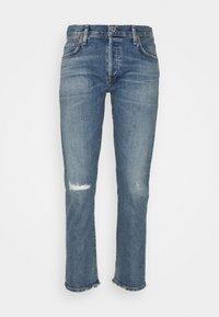 EMERSON - Straight leg jeans - cadence