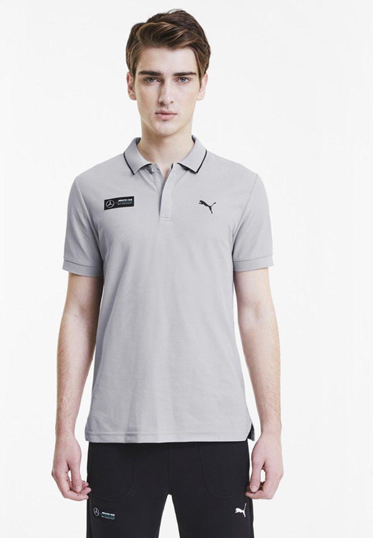 Puma - Polo shirt - team silver