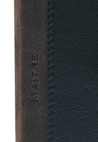 MAITRE - BUNDENBACH C-TWO E-CAGE SV8F - Wallet - darkbrown - 3