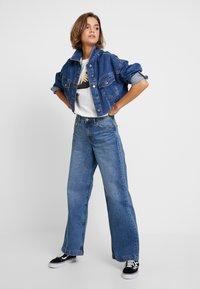 Dr.Denim - JAM - Flared Jeans - nostalgic blue - 1