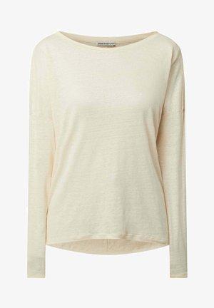 KIMMA - Long sleeved top - ecru
