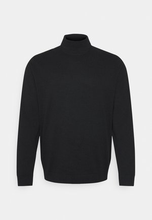 ONSALEX ROLL NECK - Jumper - black