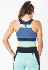 super.natural - Sports bra - blue - 2