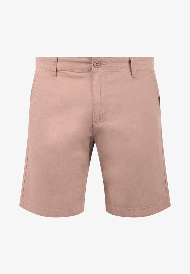 CHINOSHORTS THEMENT - Shorts - light pink