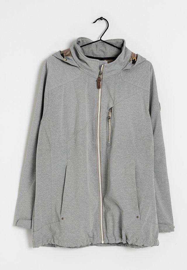 Outdoorjas - grey