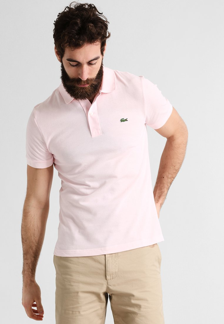 Lacoste - Polo shirt - flamingo
