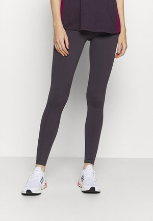 LONG - Leggings - purple