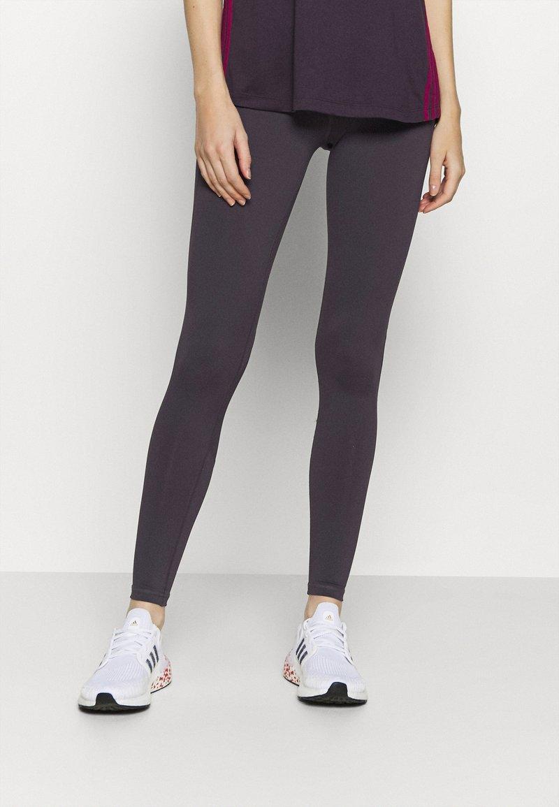 adidas Performance - LONG - Collants - purple