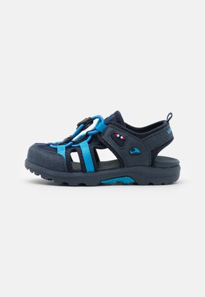 SANDVIKA - Chodecké sandály - navy/blue