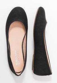 Esprit - ALYA  - Ballet pumps - black - 3