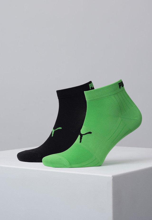 2 PACK - Socks - green/black