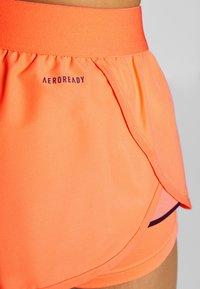 adidas Performance - CLUB SHORT - Sports shorts - apricot - 5