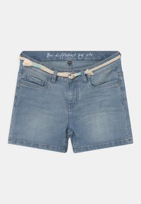Staccato - TEENAGER - Denim shorts - light blue denim - 2