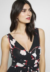 Anna Field - Vestido largo - black/pink - 3