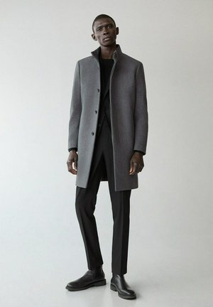 FUNNEL-I - Klassinen takki - grau
