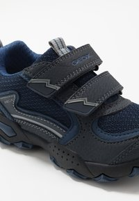 Geox - BULLER BOY - Zapatillas - navy/grey - 2