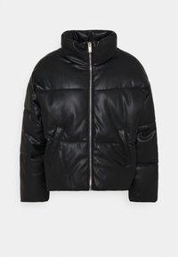 Gina Tricot - KIT PUFFER JACKET - Winter jacket - black - 0