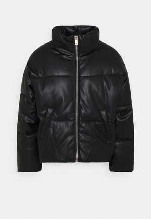 KIT PUFFER JACKET - Winter jacket - black