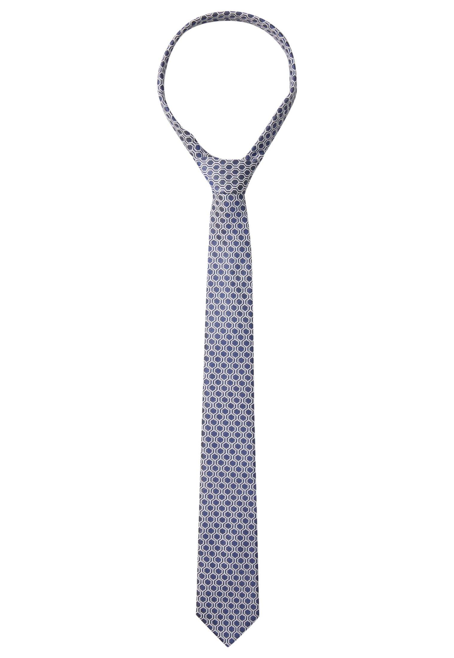 Herren Krawatte - navy