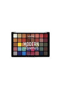 Nyx Professional Makeup - MODERN DREAMER SHADOW PALETTE - Oogschaduwpalet - multi-coloured - 1