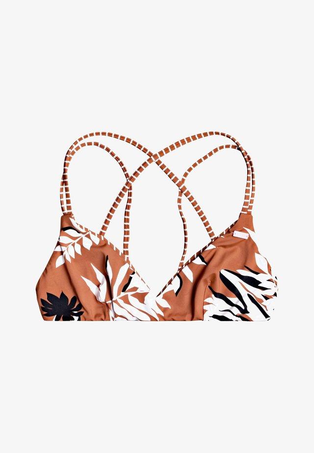 Bikinitop - auburn savana s