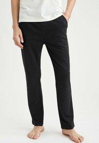 DeFacto - Pyjama bottoms - anthracite - 0
