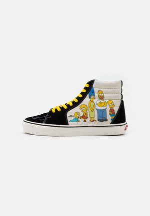 SK8 UNISEX  - Baskets montantes - multicolor
