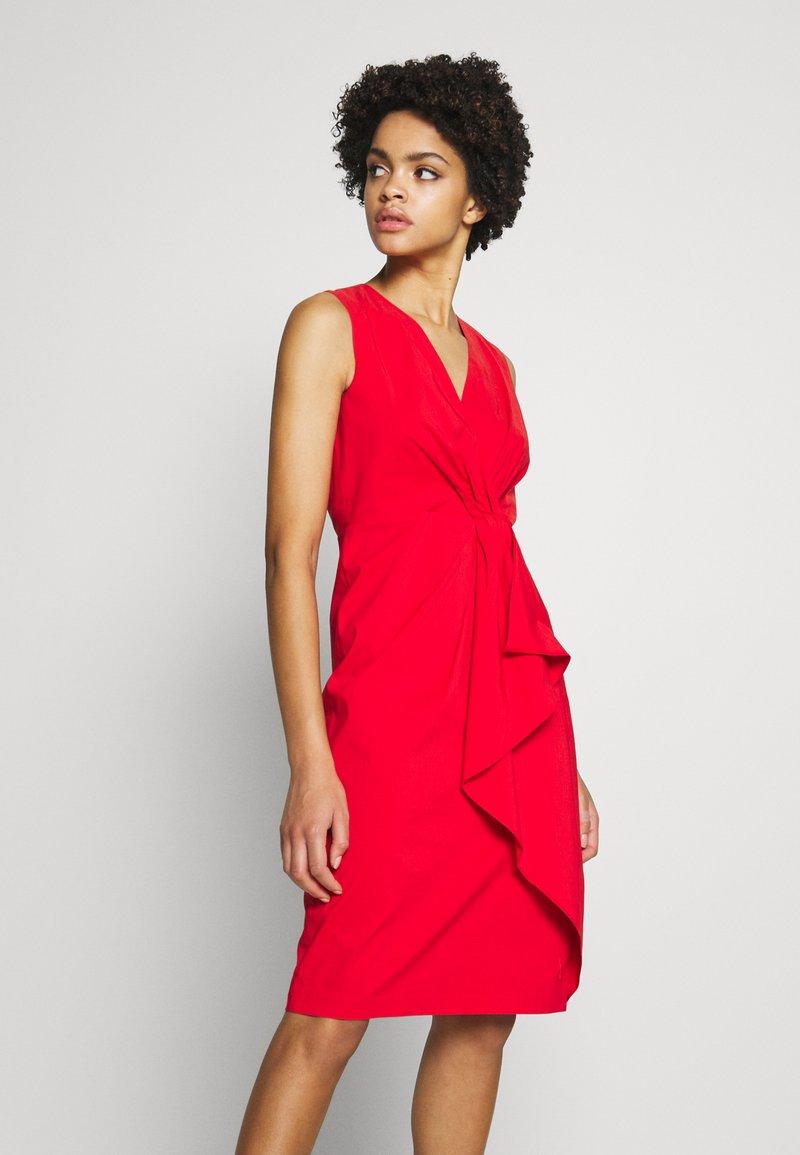 Steffen Schraut - BENITA SUMMER DRESS - Shift dress - red lips