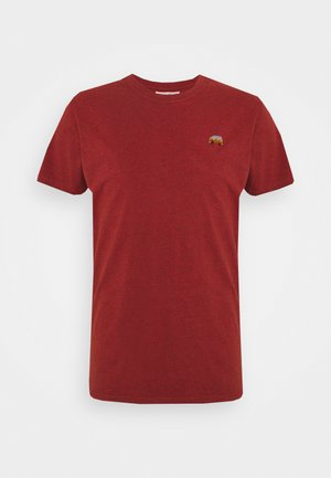 REGULAR - Basic T-shirt - red