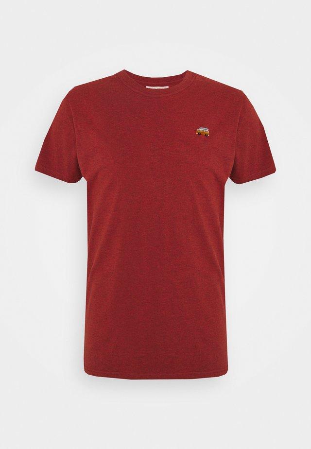 REGULAR - T-shirt basic - red